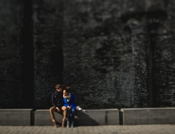 Loveshoot Gent - Elke Van den Ende huwelijksfotografie