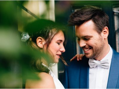 Amsterdam wedding photographer | Pauline & Pieterjan