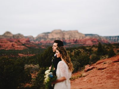 Sedona Elopement Session