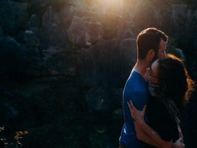 Verlovingssessie Ardennen - Ashleigh & Nadim