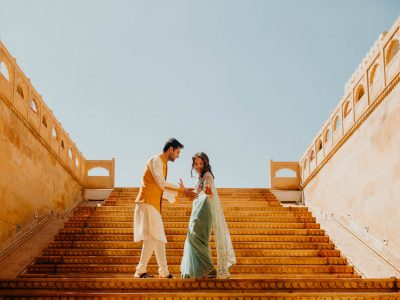 Jaisalmer destination wedding | Julie & Tanmay