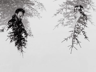 Fotosessie in de sneeuw | Charlotte & Lino