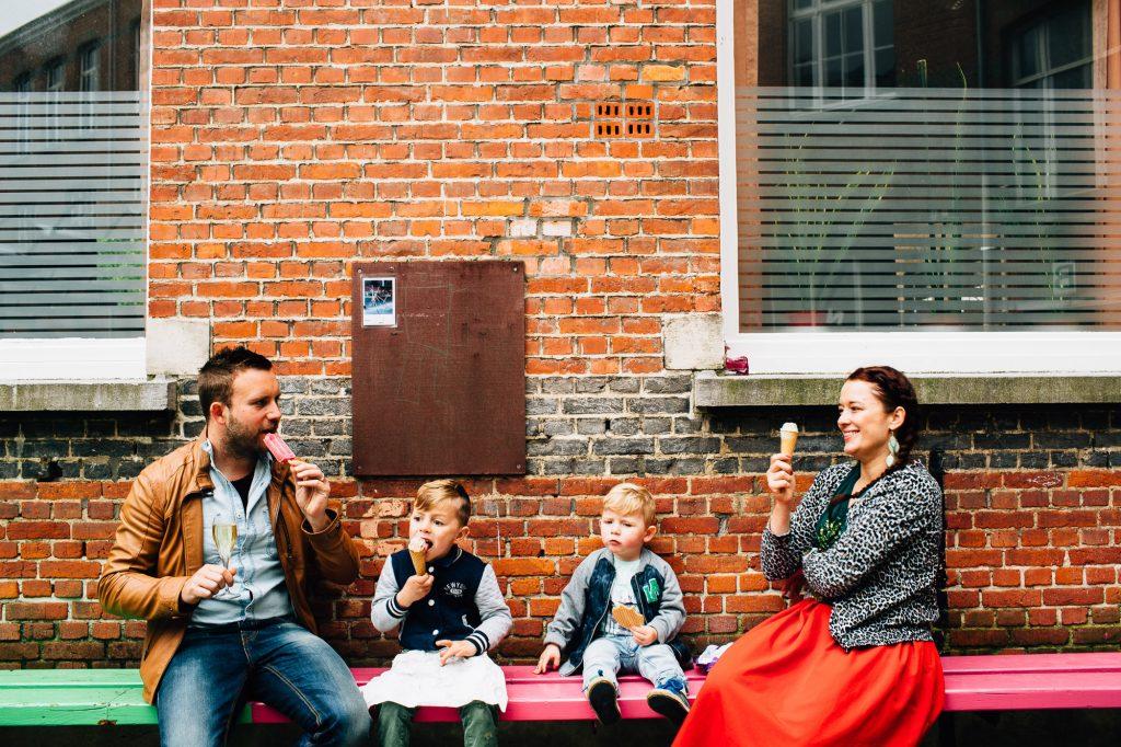 Huwelijksfotografie Antwerpen Grand Café De Singel