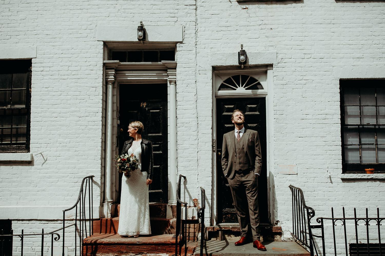 trouwen in New York fotosessie